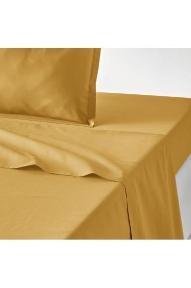 Cearsaf La Redoute Interieurs GCH044 180x290 cm galben