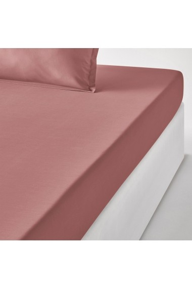 Cearsaf La Redoute Interieurs GCH047 160x200 cm roz