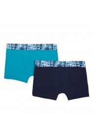 Set 2 boxeri DIM GGL977 albastru