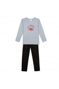 Pijama DIM GGJ505 gri