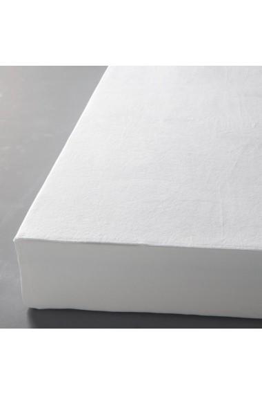Protectie pentru saltea BEST AKT806 60x120 cm alb