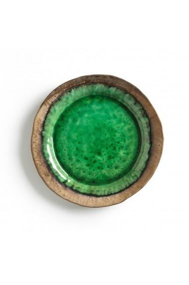 Set 4 farfurii AM.PM GCN992 verde