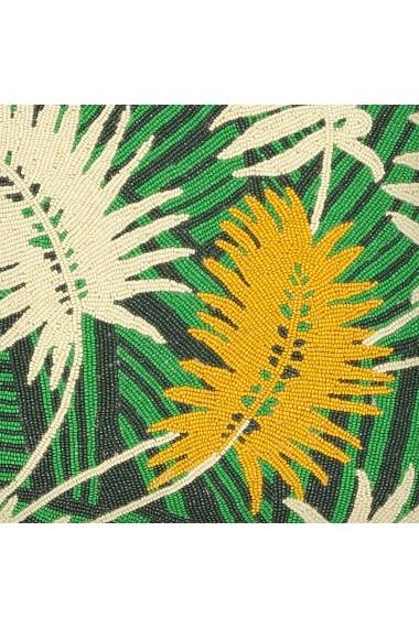 Fata de perna AM.PM GEH131 45x45 cm verde
