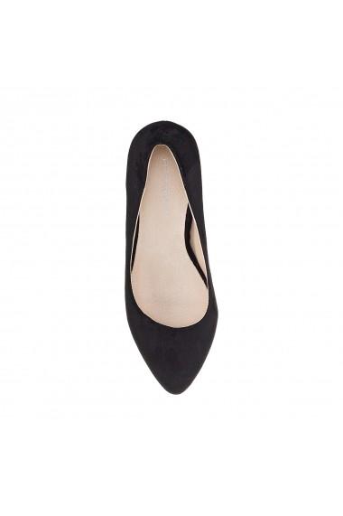 Pantofi CASTALUNA GFY139 negru - els