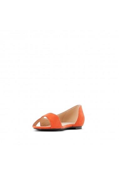 Pantofi cu toc CASTALUNA GAN138 rosu