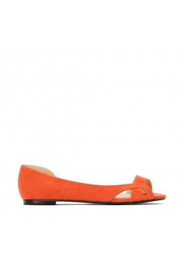 Pantofi cu toc CASTALUNA GAN138 rosu - els