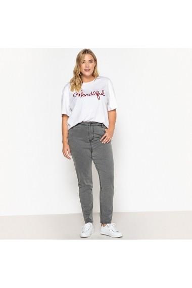 Jeans CASTALUNA GEG671 gri - els
