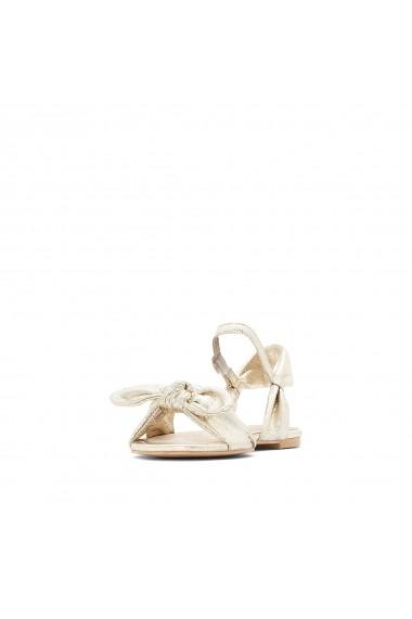 Sandale CASTALUNA GFZ168 auriu - els