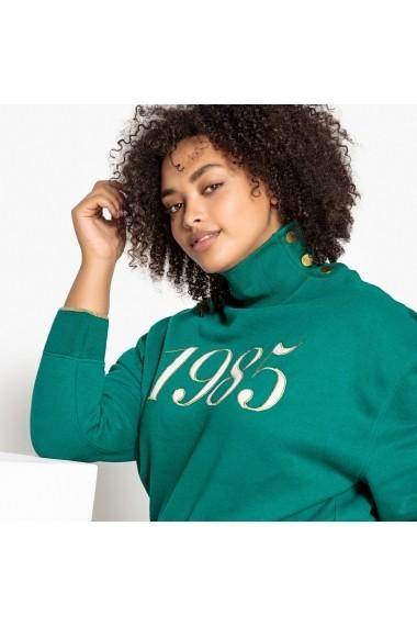 Bluza CASTALUNA GFG435 verde - els