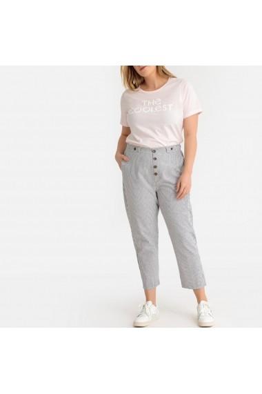 Pantaloni trei sferturi CASTALUNA GFT190 multicolor - els