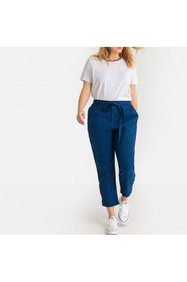 Pantaloni trei sferturi CASTALUNA GFT203 albastru