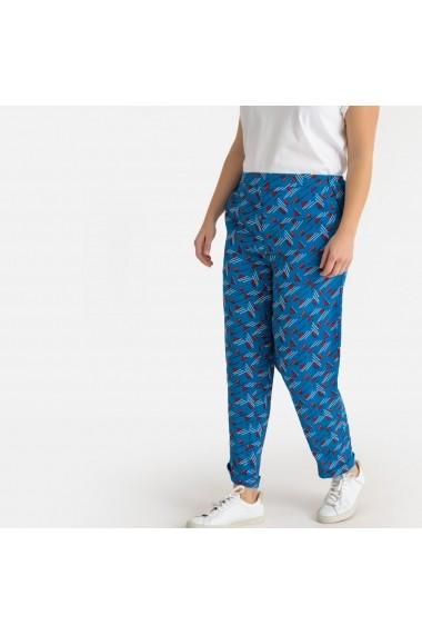 Pantaloni trei sferturi CASTALUNA GFW038 multicolor