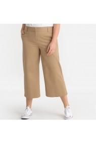 Pantaloni trei sferturi CASTALUNA GFW061 bej