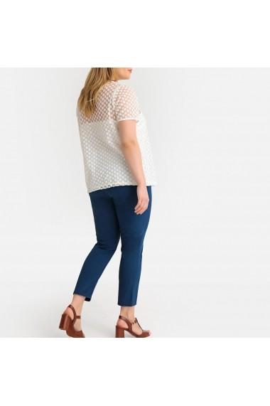 Pantaloni trei sferturi CASTALUNA GFW071 albastru - els