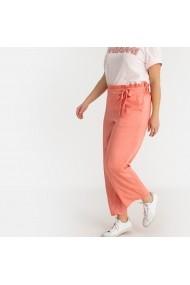 Pantaloni trei sferturi CASTALUNA GFW117 rosu