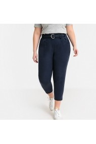 Pantaloni trei sferturi CASTALUNA GFW123 bleumarin