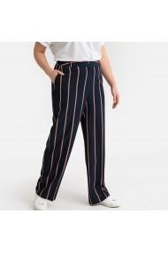 Pantaloni trei sferturi CASTALUNA GFW376 roz - els
