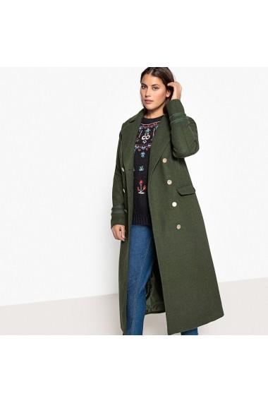 Palton CASTALUNA GFE491 kaki - els