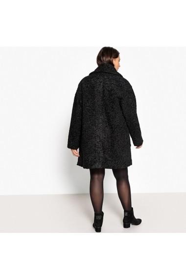 Palton CASTALUNA GFI293 negru