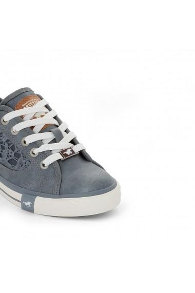 Pantofi sport MUSTANG SHOES GEW788 albastru