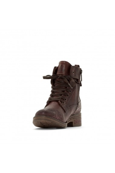 Ghete MUSTANG SHOES GFT303 bordo