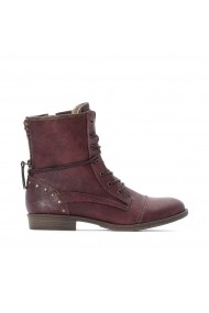Ghete MUSTANG SHOES GGU861 bordo