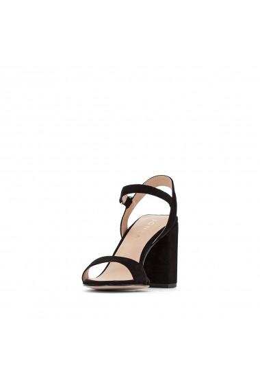 Sandale cu toc JONAK GFH268 negru