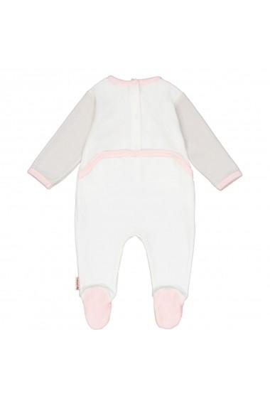 Pijama MONCHHICHI GFD526 alb