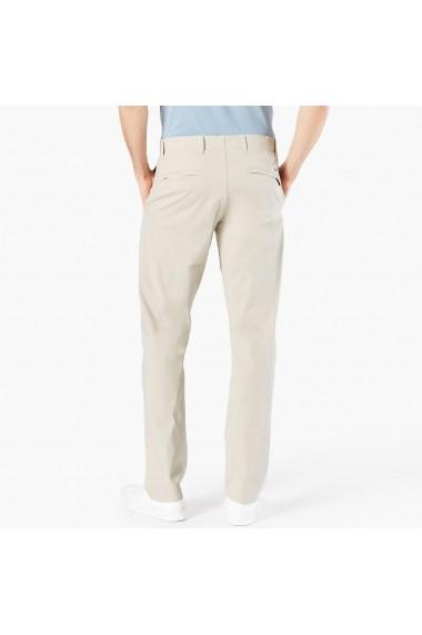Pantaloni stil chinos DOCKERS GEI163 bej LRD-GEI163-352