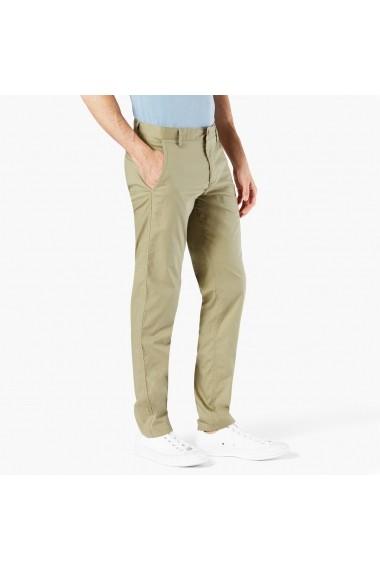 Pantaloni DOCKERS GFY663 kaki