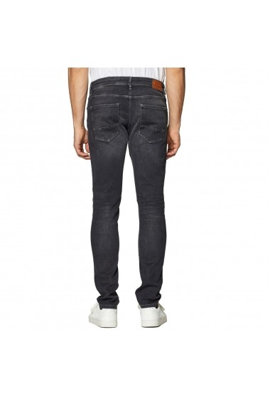 Jeans slim ESPRIT GGS307 negru