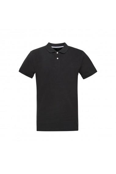 Tricou Polo ESPRIT GGJ682 negru