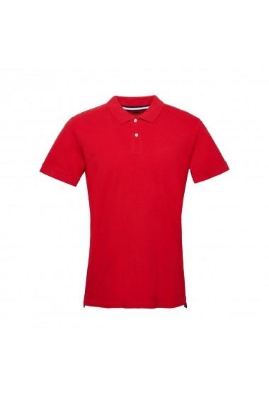 Tricou Polo ESPRIT GGJ682 rosu