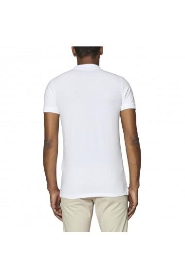 Tricou Polo ESPRIT GGJ682 alb