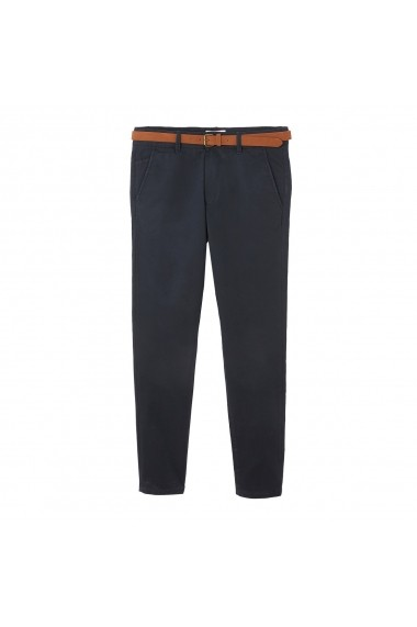 Pantaloni ESPRIT GGJ701 bleumarin