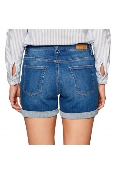 Pantaloni scurti ESPRIT GGH128 albastru