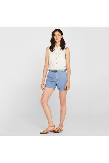 Pantaloni scurti ESPRIT GGV736 bleu