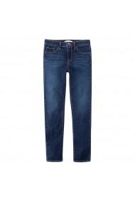 Jeansi skinny LEVI S KIDS GGY599 albastru