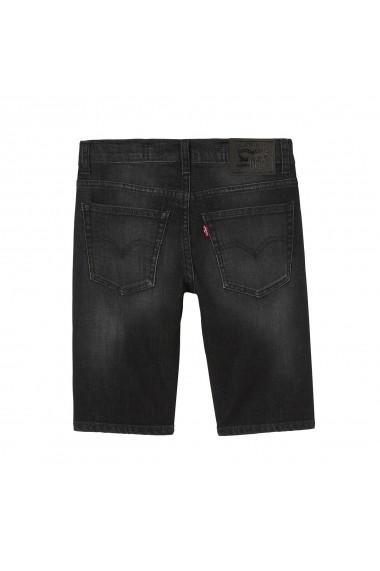 Pantaloni scurti LEVI S KIDS GGE090 negru