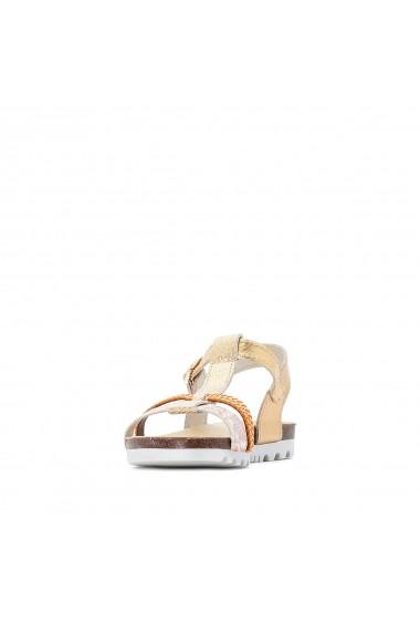 Sandale BOPY GGE869 auriu