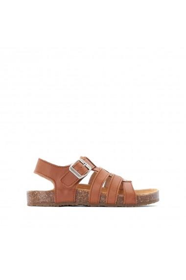 Sandale BOPY GGE978 maro