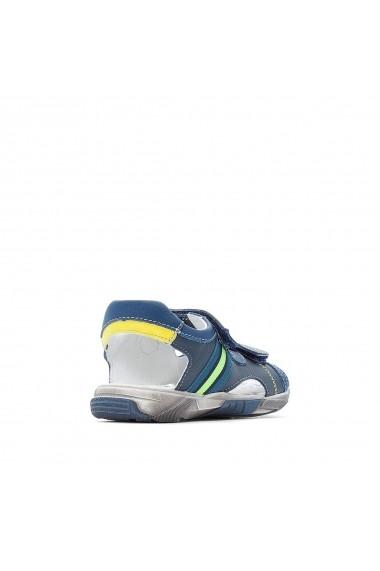 Sandale BOPY GGE997 bleumarin