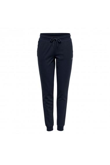 Pantaloni sport ONLY PLAY GGA590 bleumarin