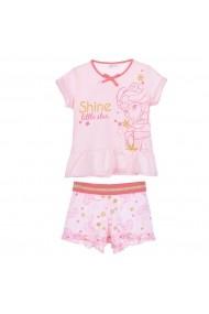 Pijama LA REINE DES NEIGES GGP945 roz