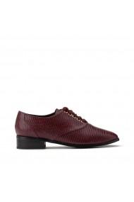 Обувки La Redoute Collections LRD-GHV262-2254 Бордо