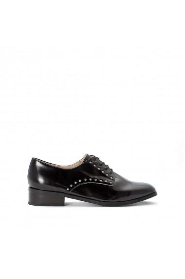 Pantofi La Redoute Collections GGP197 negru