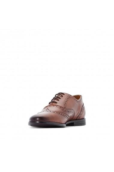 Pantofi La Redoute Collections GGR145 maro