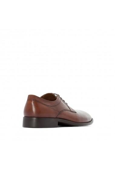Pantofi La Redoute Collections GGR356 maro