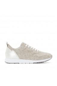 Pantofi sport La Redoute Collections GFZ045 bej - els