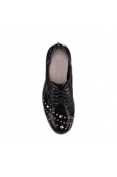 Pantofi La Redoute Collections GER009 negru